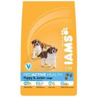 Trockenfutter IAMS Proactive Health Large Breeds Puppy & Junior