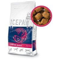 Trockenfutter ICEPAW United pure 25/13