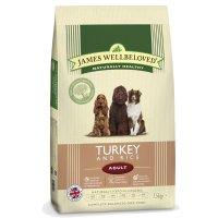 Trockenfutter James Wellbeloved Adult Turkey and Rice