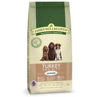 Trockenfutter James Wellbeloved Junior Turkey and Rice