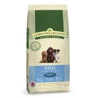 Trockenfutter James Wellbeloved Puppy Fisch & Reis