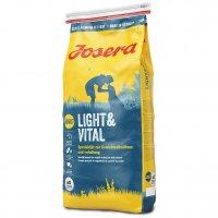 Trockenfutter Josera Light & Vital