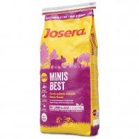 Trockenfutter Josera MinisBest