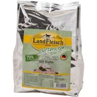 Trockenfutter LandFleisch Softbrocken mit Huhn