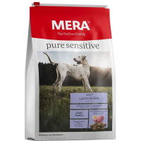 Trockenfutter Mera pure sensitive Adult Lamm & Reis