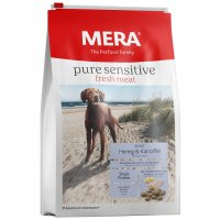 Trockenfutter Mera pure sensitive fresh meat Adult Lachs & Kartoffel