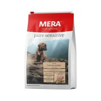 Trockenfutter Mera pure sensitive Junior Truthahn & Reis