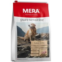 Trockenfutter Mera pure sensitive Senior Truthahn & Reis