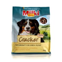 Trockenfutter Milki Dog Cracker