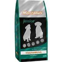 Trockenfutter Montanus junior