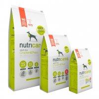 Trockenfutter nutricanis Adult dog Chicken & Peas