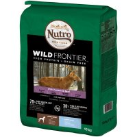 Trockenfutter NUTRO Wild Frontier Adult Large Wild und Rind