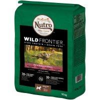 Trockenfutter NUTRO Wild Frontier Adult Truthahn und Huhn