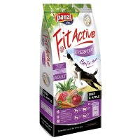 Trockenfutter Panzi FitActive Everyday Adult Beef + Apple