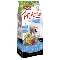 Trockenfutter Panzi FitActive Hypoallergenic Adult Fish + Apple & Rice