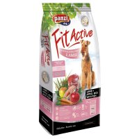 Trockenfutter Panzi FitActive Hypoallergenic Adult Lamb + Apple Rice White Fish