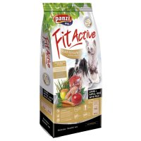 Trockenfutter Panzi FitActive Hypoallergenic Light Senior Lamb + Apple Rice & White Fish