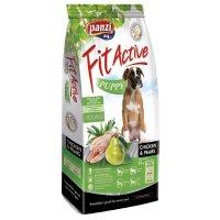 Trockenfutter Panzi FitActive Puppy Chicken + Pears