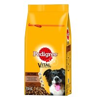Trockenfutter Pedigree Vital Protection Active mit Huhn