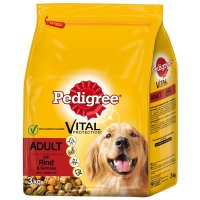 Trockenfutter Pedigree Vital Protection Adult Classic Rind
