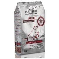 Trockenfutter PLATINUM Adult Lamb & Rice