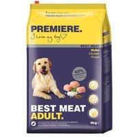 Trockenfutter Premiere Best Meat Adult Huhn