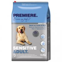 Trockenfutter Premiere Sensitive Adult Lachs & Reis