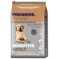 Trockenfutter Premiere Sensitive Adult Lamm & Reis