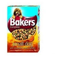 Trockenfutter Purina Bakers Complete Small Dog Chicken