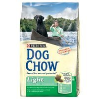 Trockenfutter Purina Dog Chow Adult Light