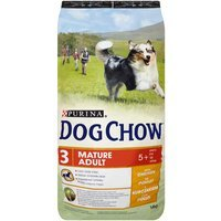 Trockenfutter Purina Dog Chow Mature Adult 5 + Chicken