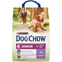 Trockenfutter Purina Dog Chow Senior Lamb