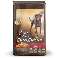 Trockenfutter Purina Pro Plan Adult Duo Delice Rind & Reis
