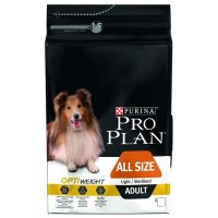 Trockenfutter Purina Pro Plan All sizes Adult Light Sterilised