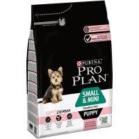 Trockenfutter Purina Pro Plan Small & Mini OptiDerma Sensitive Skin Puppy