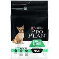 Trockenfutter Purina Pro Plan Small & Mini OptiDigest sensitive Digestion Adult