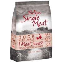 Trockenfutter Purizon Single Meat Adult Duck with Apple