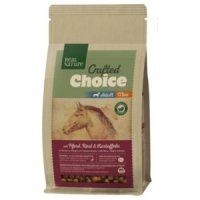 Trockenfutter Real Nature Crafted Choice Mini Pferd, Rind & Kartoffel gebacken