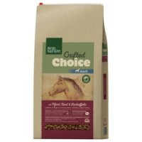 Trockenfutter Real Nature Crafted Choice Pferd, Rind & Kartoffel gebacken