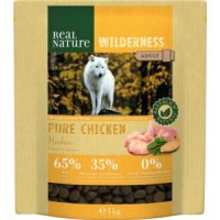 Trockenfutter Real Nature Wilderness Meat Snack Pure Chicken