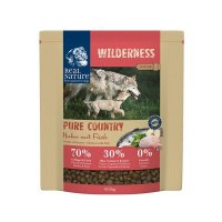 Trockenfutter Real Nature Wilderness Pure Country Junior Huhn & Fisch