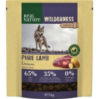 Trockenfutter Real Nature Wilderness Pure Lamb Adult