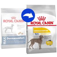Trockenfutter Royal Canin Maxi Dermacomfort