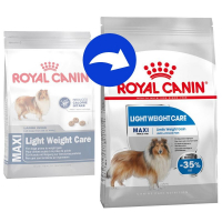 Trockenfutter Royal Canin Maxi Light Weight Care