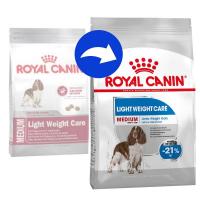 Trockenfutter Royal Canin Medium Light Weight Care