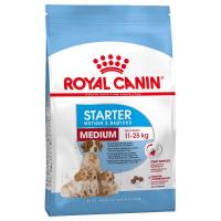 Trockenfutter Royal Canin Medium Starter Mother & Babydog