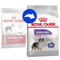 Trockenfutter Royal Canin Medium Sterilised