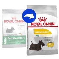 Trockenfutter Royal Canin Mini Dermacomfort