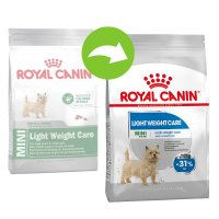 Trockenfutter Royal Canin Mini Light Weight Care