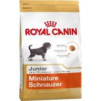 Trockenfutter Royal Canin Miniature Schnauzer Junior